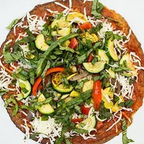 Cali'flour Foods Gluten Free, Low Carb Cauliflower Original Italian Pizza Crusts - (2 Total Crusts Per Box)