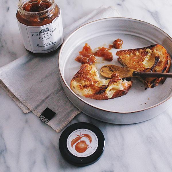 Balsamic Red Onion Chutney (12 oz jars) - Holmstead Fines