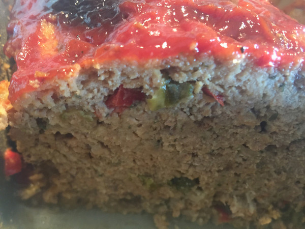 Not Your Ordinary Meatloaf - absolutely delicious!!!