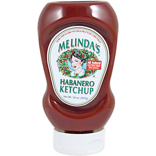 Melinda's Original Habanero Ketchup - 14 oz