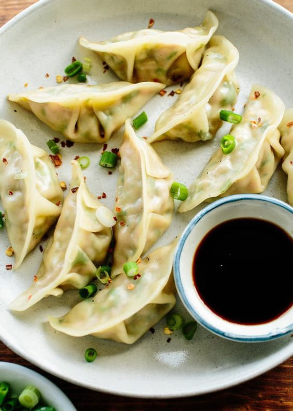 Pork Dumpling Potstickers – 35 pieces per tray - Gluten Free