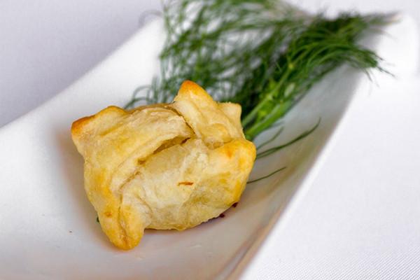 Sweet Potato Puffs - 50 pieces per tray