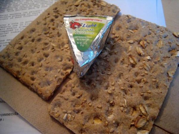 Doctor Kracker Robustica Flats Deli Crackers, Roasted Red Pepper & Asiago, 7 oz