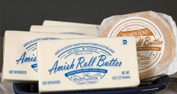 The Original - Amish Roll Butter 6 lbs.