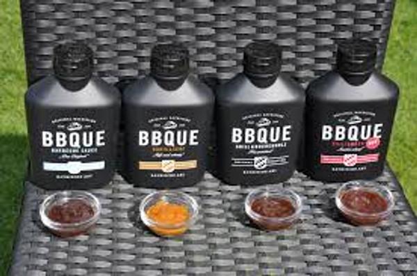 BBQUE Honey & Mustard BBQ Sauce
