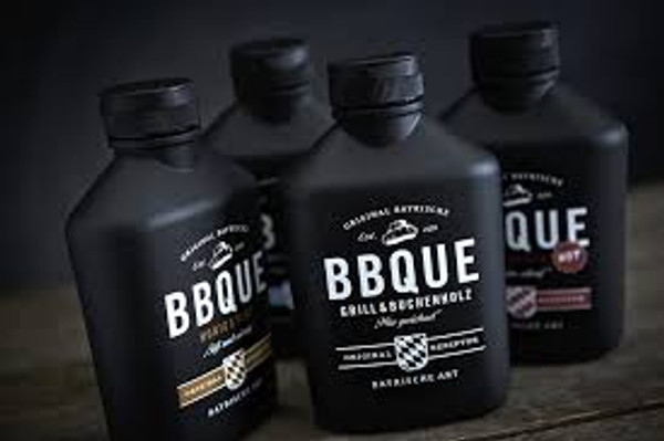 BBQUE Chili & Horse Radish BBQ Sauce