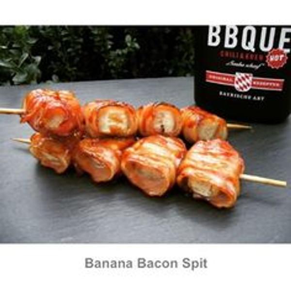 BBQUE Grill & Beech Wood BBQ Sauce