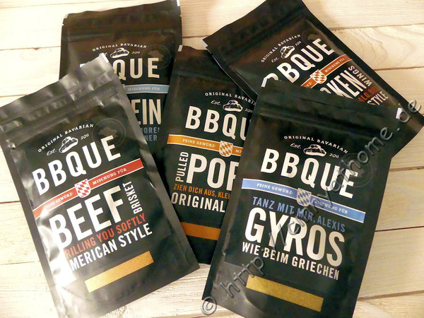 BBQUE 4 + 4 Rubs & Sauces
