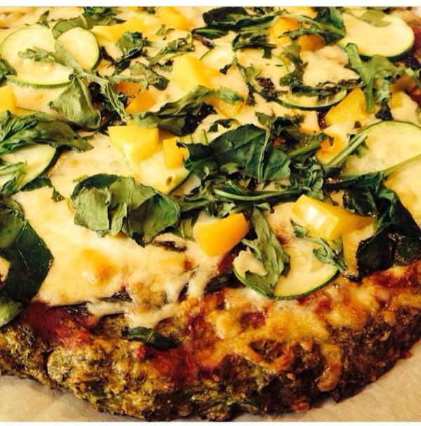 "Broccoli Pizza Crust (GF), 10"" each, Pack of 24"