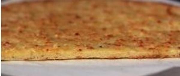 "Gluten Free Vegan Seasoned Flatbread, 12"" x 16"" - includes 6"