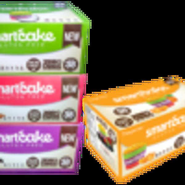 DELUXE SMART BOX - Gluten Free, ZERO CARB of sugar of starch