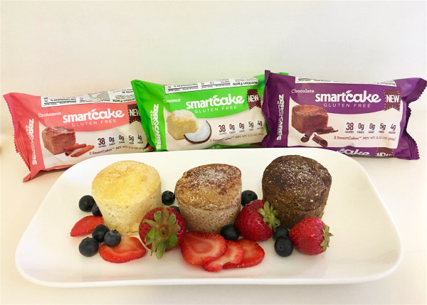 SMART BAKING SAMPLER PACK, Gluten Free, ZERO CARB of sugar of starch