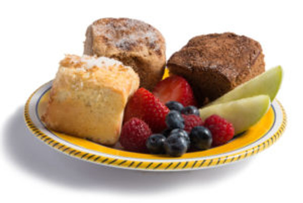 THREE SHIPPERS OF SMARTCAKES®, Gluten Free, ZERO CARB of sugar of starch