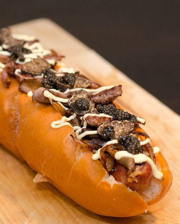 """Wagyu Beef Hot Dogs, Skinless, 6"""" - 8 of 3.2 oz each"""