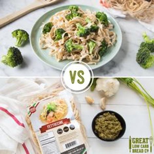 Great Low Carb Pasta Fettuccine 8oz