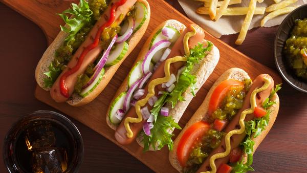 Great Low Carb Hot Dog Buns 12oz bag of 6