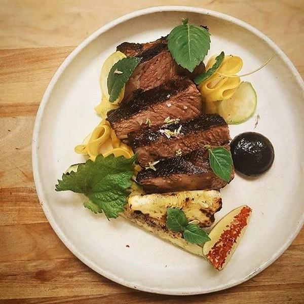 Wagyu NY Strip Steak- includes 2
