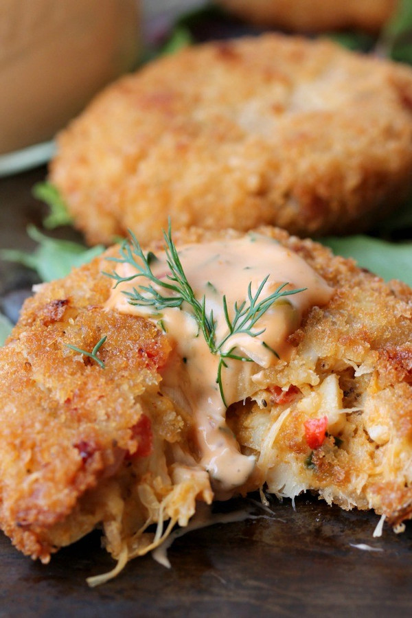 Vegan Crab Cakes, Sophie's Kitchen