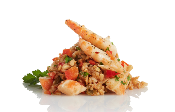 Vegan Breaded Shrimp, Sophie's Kitchen