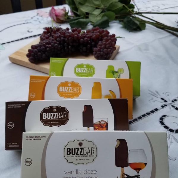 Bourbon St. Chocolate BuzzBar - 12 Pack
