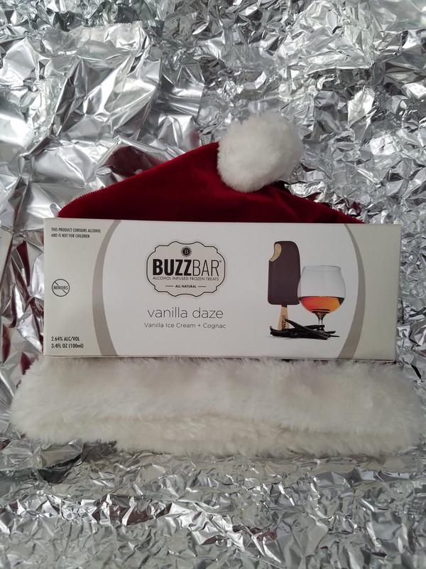 Vanilla Daze  BuzzBar - 1 Liter