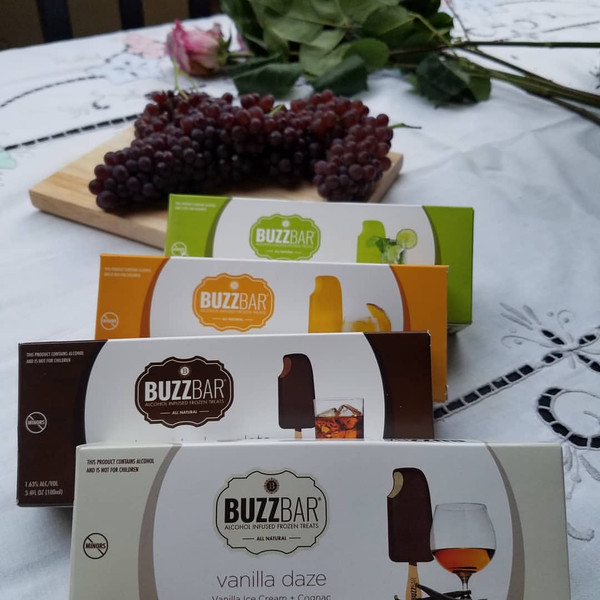 Bourbon St. Chocolate BuzzBar - 1 Liter