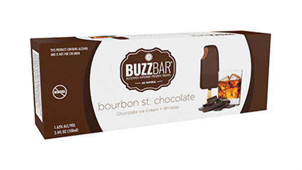 Citrus Berry Drop Sorbet BuzzBar - 12 Pack