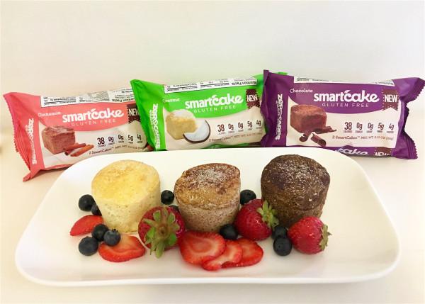 SMART BAKING VARIETY PACK - Smartcakes & Smartbuns