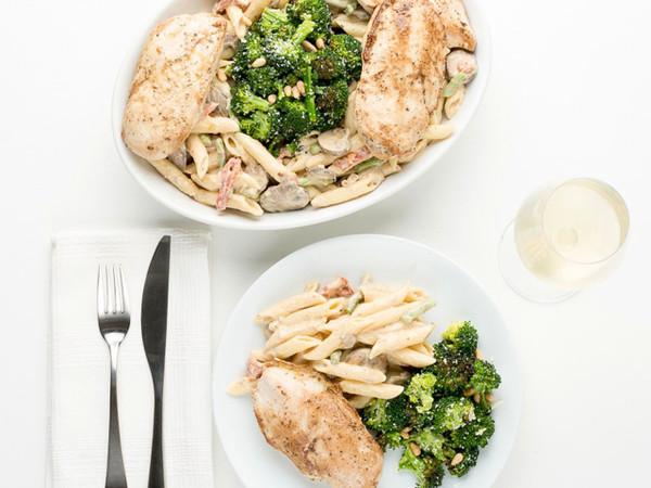 Air Chilled ABF Chicken Breast - Single Lobe -  1 lb - Non-GMO - Skinless/Boneless