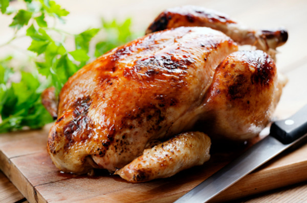 Air Chilled ABF Chicken Thighs - Non-GMO - Skinless/Boneless