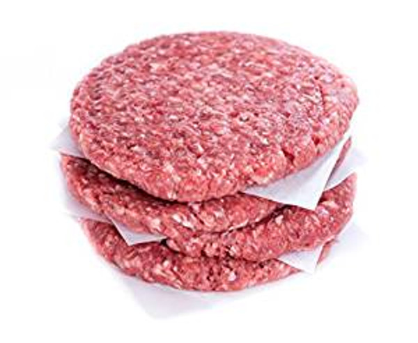 KOBE 100% Grass Fed Wagyu Burgers - 2 x 6 oz each