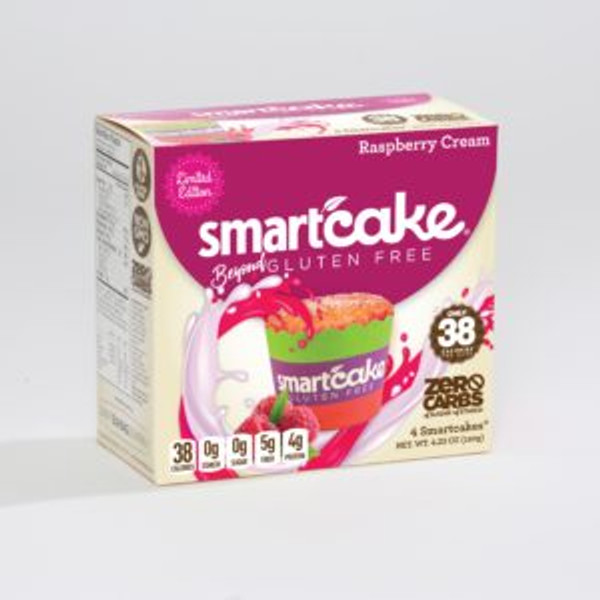 Three Shippers of Smartcakes®