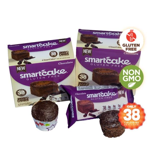 Chocolate Smartcake® 2 Gourmet Boxes