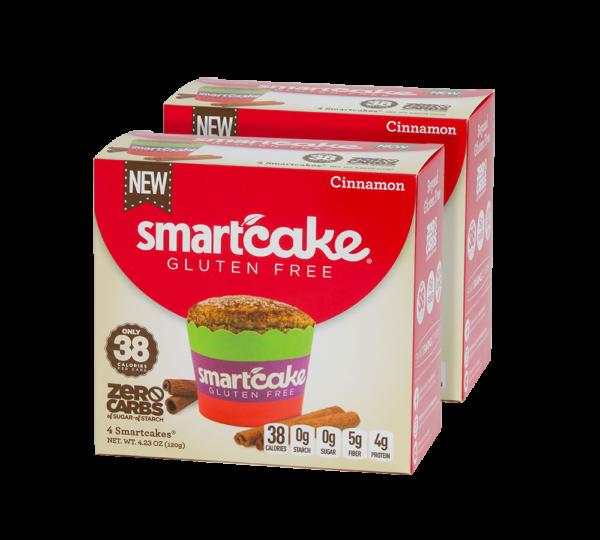 Cinnamon Smartcake® 2 Gourmet Boxes