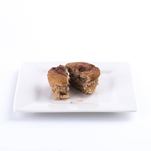 Great Low Carb Cinnamon Paleo Muffin 2oz