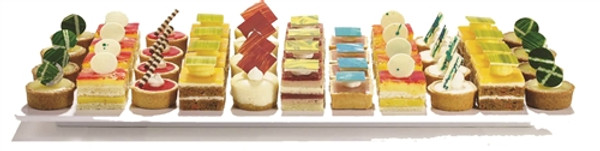 Gourmet Exotic Assorted Pastries - includes 78