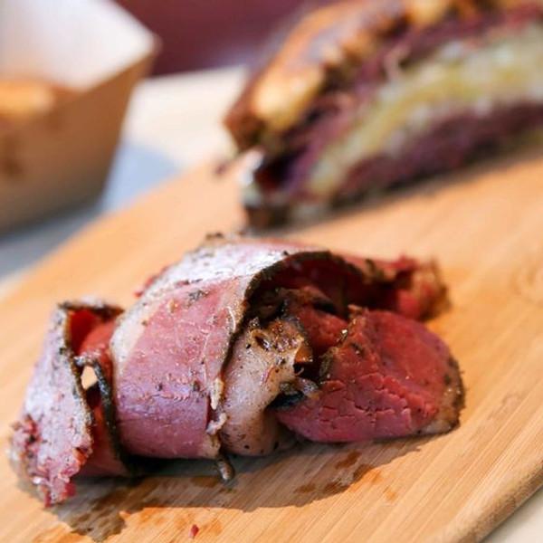 Wagyu Sliced Corned Beef - 1 lb each