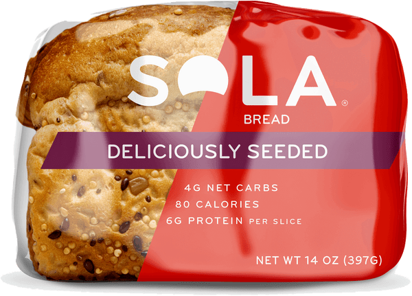 SOLA Deliciously Seeded Bread - 1 Loaf