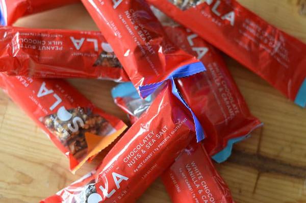 SOLA Peanut Butter & Milk Chocolate Nut Bar- includes 12