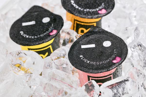 SH!VR Frozen Sparkling Wine Pop Variety Pack - Minimum of  6