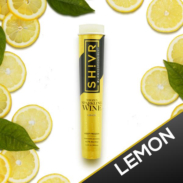Lemon - SH!VR Frozen Sparkling Wine Pops - Minimum of  12