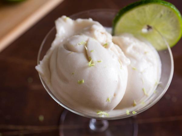 Coconut Rum Ice Cream - 1 Pint