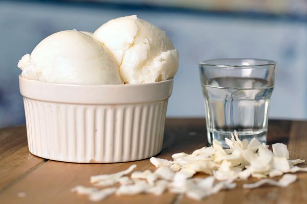 Cheesecake Moonshine Ice Cream - 1 Pint