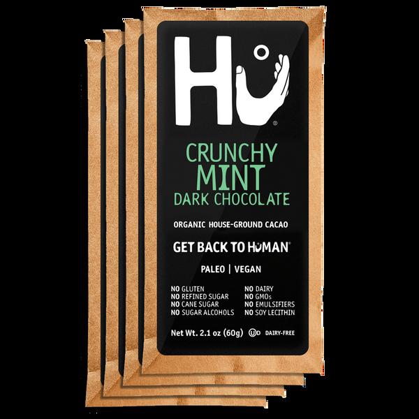CRUNCHY MINT - 4 Pack
