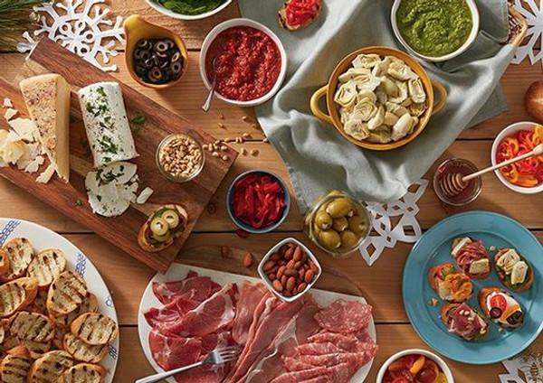 Gourmet Assortment Extravaganza for 10
