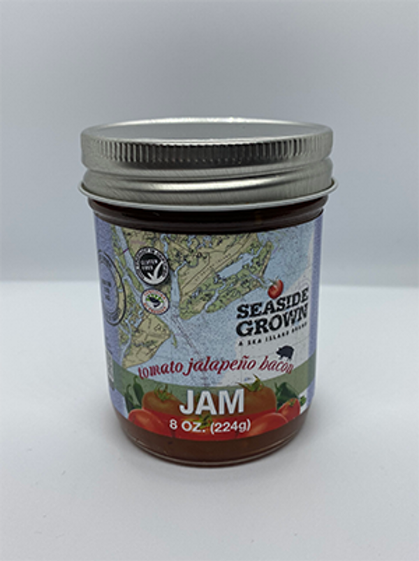 Tomato Jalapeño, Bacon Jam - (SELECT 1 OR PACK OF 12)