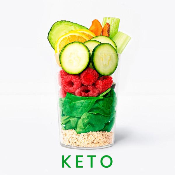 Clean & Green - Keto Superfood Smoothie