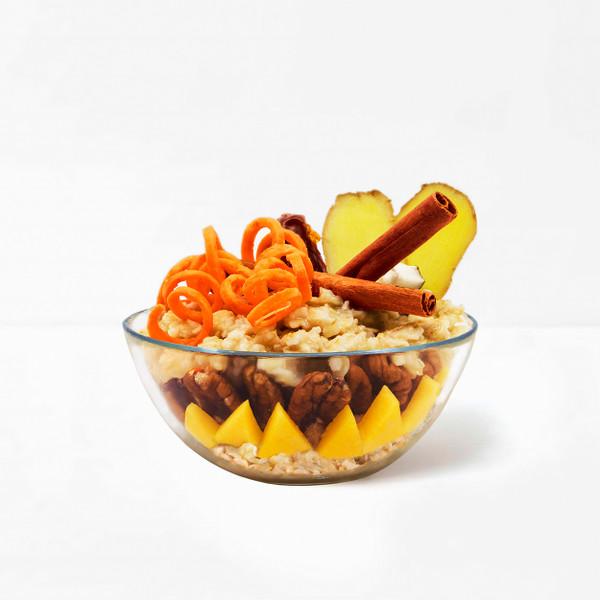 Carrot Spice Oats