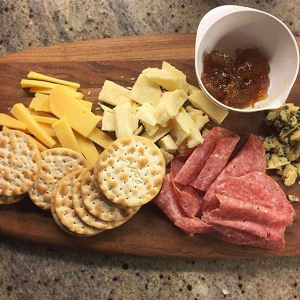 Connoisseur's Meat and Cheese Gift Assortment