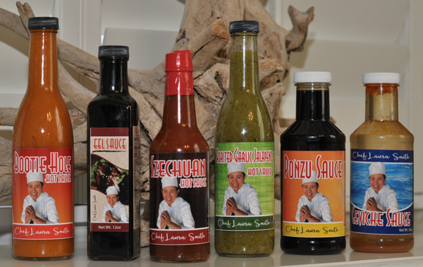 Chef Laura's Indo Thai Sauces - Sampler Collection